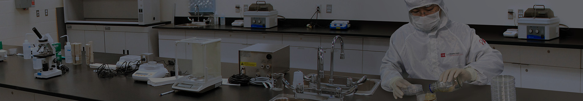 AsiaInspection Food Testing Laboratory – Food Quality Labs
